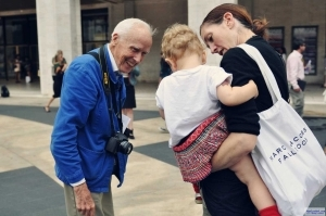 NY Times Long Time Photographer, Cunningham Dies At 87
